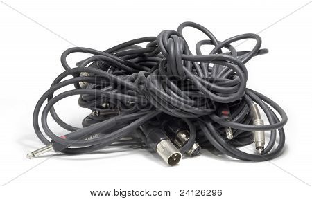 Audio Cable Clew