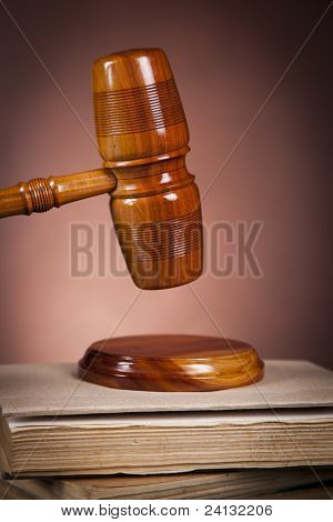 Mallet of justice