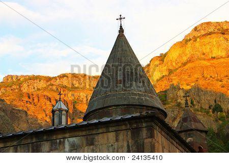 The Monastery Geghard.