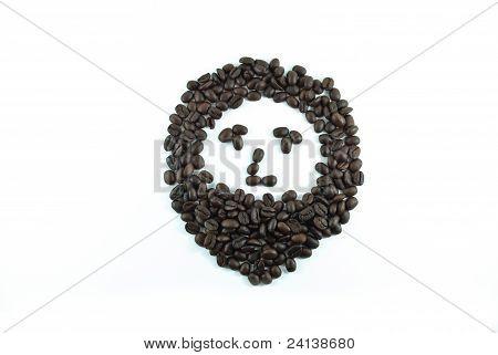 Mr. Coffee Beard Man