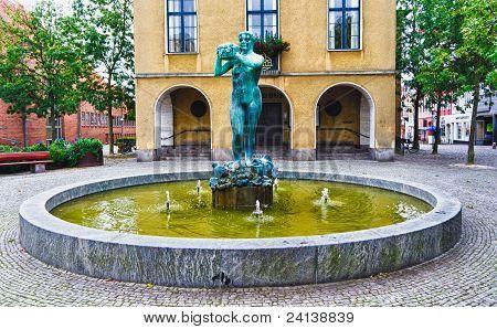 Alspigen, Sonderborg, Dänemark
