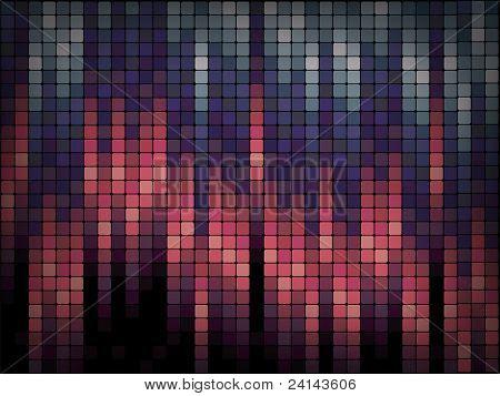 Business Blox - Geometric Repeating Vector Design EPS format