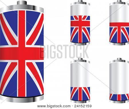 united kingdom battery