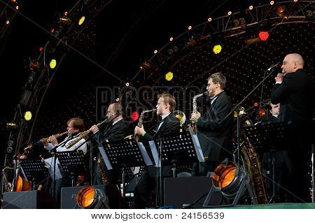 Igor Butman And His Band Performing