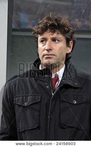 Sc Braga Manager Domingos Paciencia