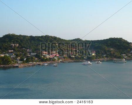 Port Of  Puerto Vallarta