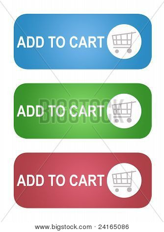 Add To Shopping Cart Buttons