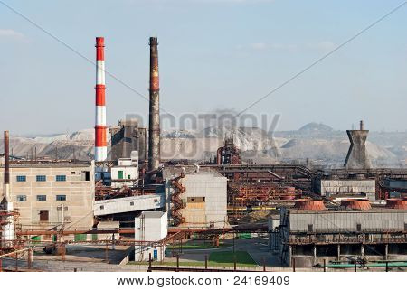 Coking Plant