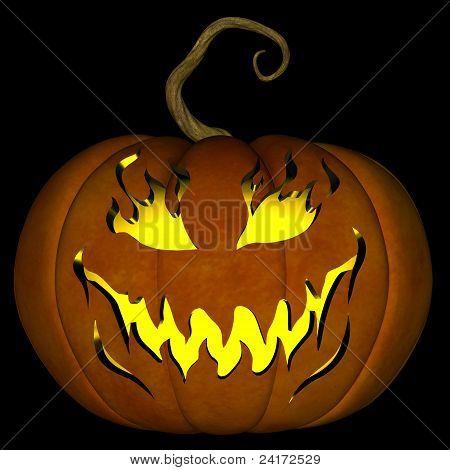 Halloween Jack O Lantern 06