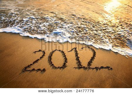 2012 Year On The Beach