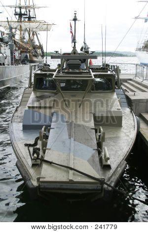 Norwegian Patrol Boat