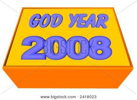 2008 God Year