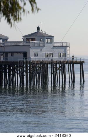 Famous Malibu Pier