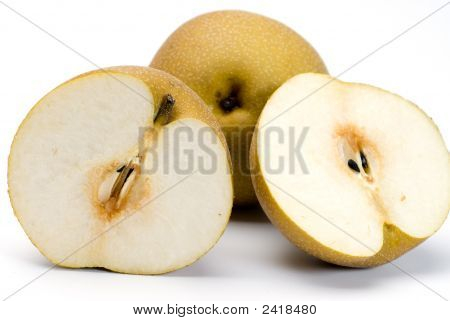 Asian Nashi Pear