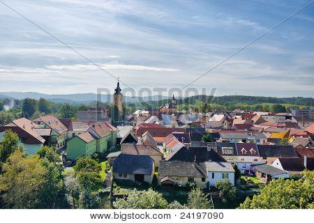 Central European Town