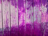 Pink Or Purple Wooden Background With Shadow. Close-up Wall Or Floor Wooden Purple Plank Panel Or Bo poster