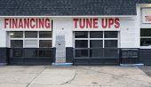 Auto Repair Shop Bays Shade Tree Mechanic Deals Financing Tune Ups Deal poster