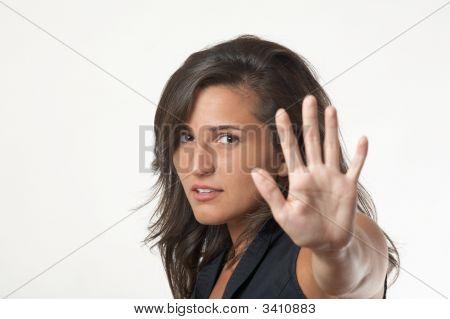 Frau Stop