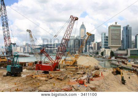 Hong Kong - Land Reclamation