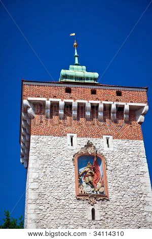 Tower Of Florian Gate