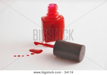 Nail Polish Drip 3