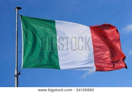 Bandera Nacional de Italia