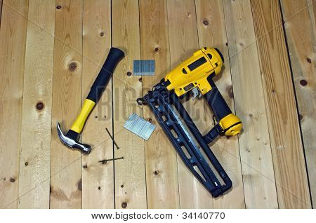 Hammer and Nailgun