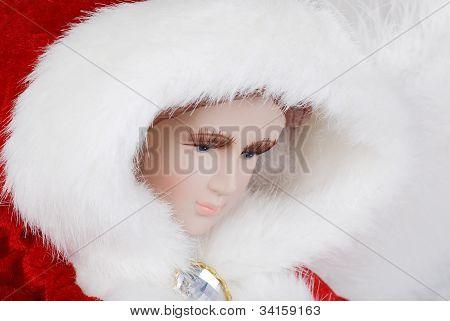 Christmas angel manikin