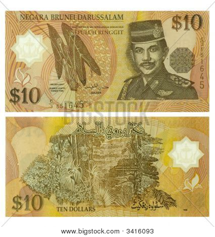 Brunei Darussalam Currency