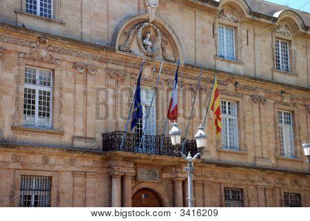 Aix En Provence (South Of France)