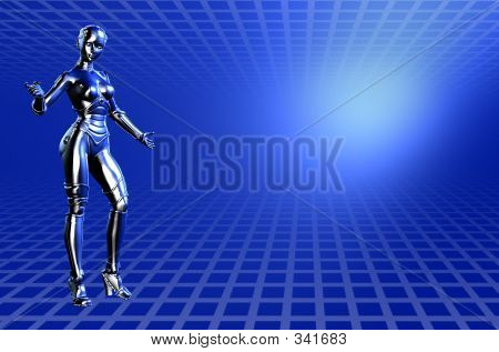 Blue Robot Technical Background