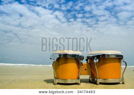 Bongo On The Beach