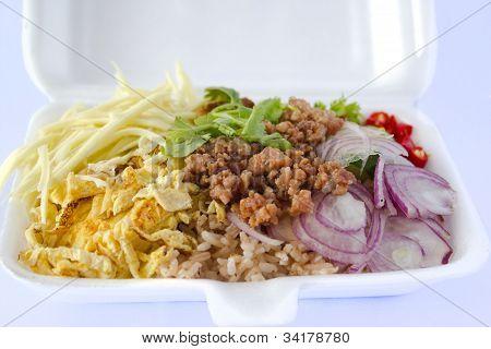 Rice Mixes
