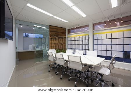 New Board Room