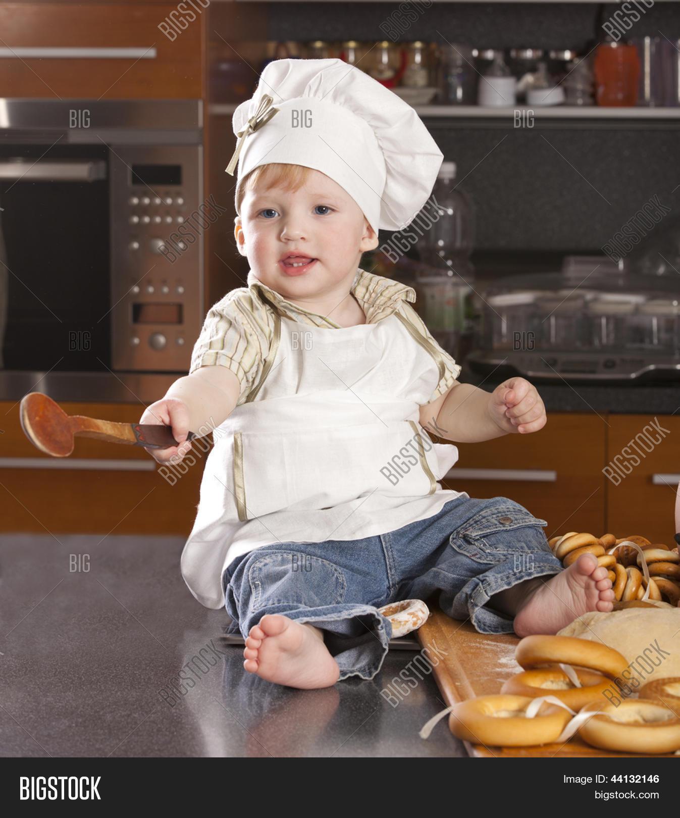 Дети и кулинария фото