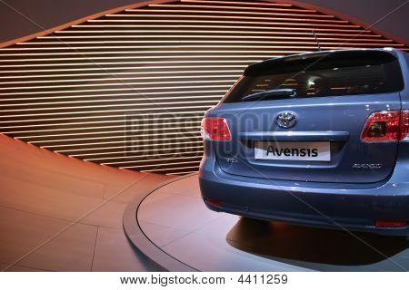 Toyorta Avensis