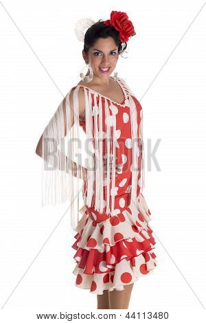 Flamenca Woman
