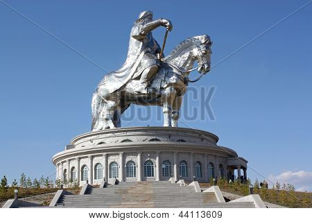 Chingiis Khaan Mongolian Emperor