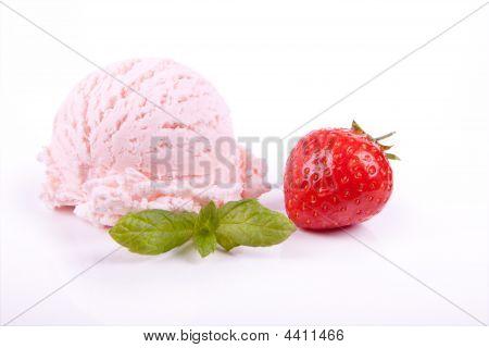 Rosa helado