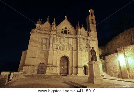 Church, Antequera, Spain.