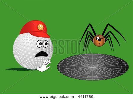 Golf Spider