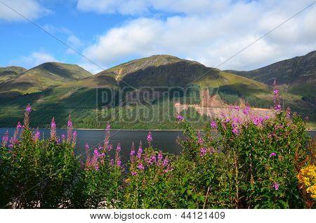 Loch Lochy, Lochaber