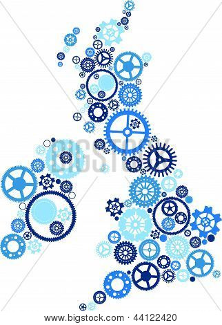 United Kingdom of Cogs and Gears