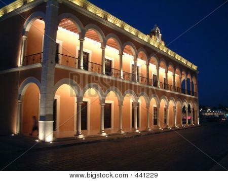 Zocalo, Campeche