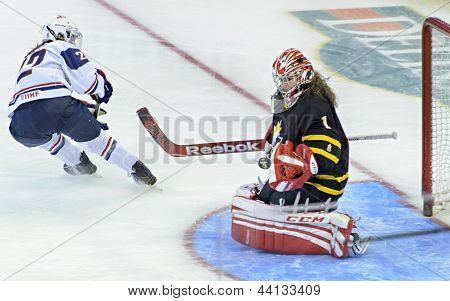 IIHF 2013 Women's Ice Hockey World Championship