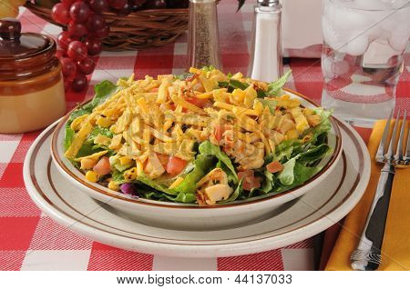 Bowl Of Taco Salad