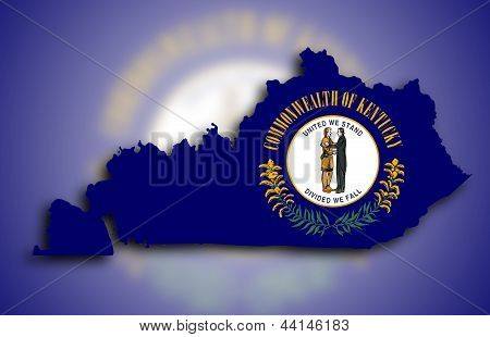 Map Of Kentucky