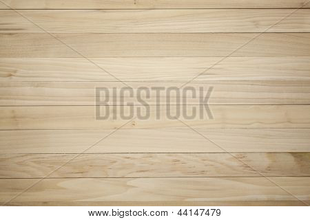 unfinished poplar wood texture - horizontal narrow planks