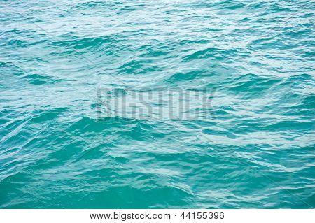clear blue seas