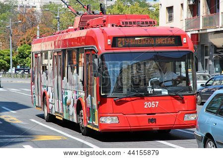Belgrade Trolleybus